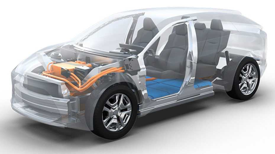 Toyota und Subaru entwickeln BEVs