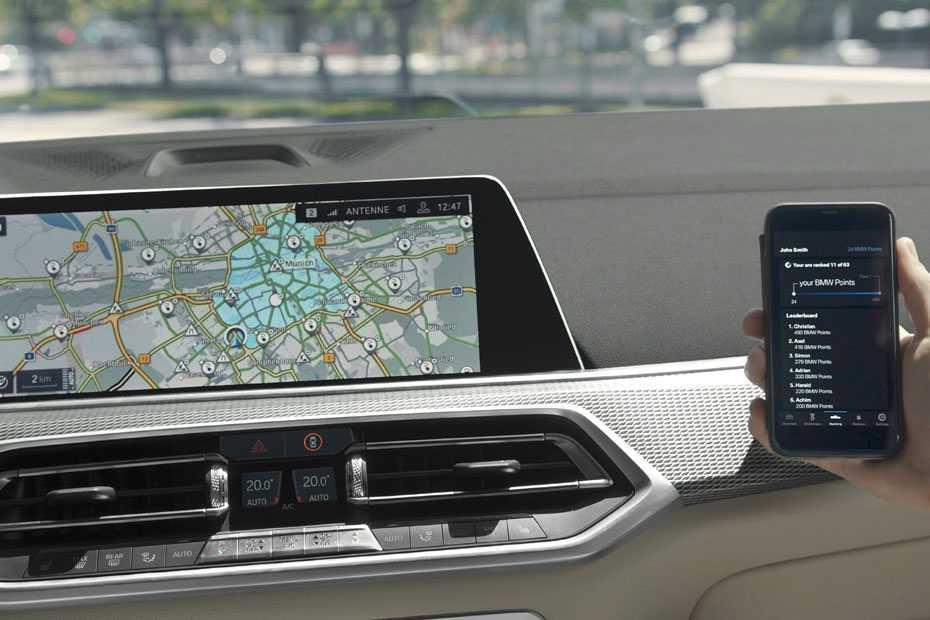 BMW eDrive Zones Funktion für PHEV