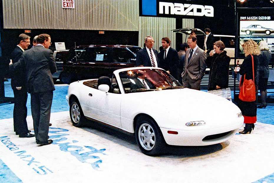 30 Jahre Mazda MX-5
