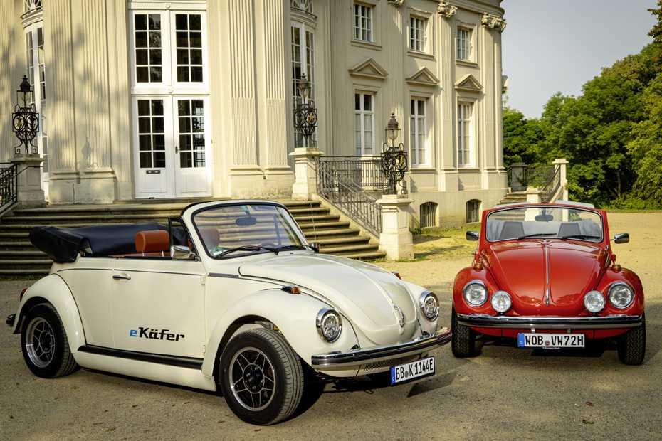 VW, alternative Antriebe, Elektroautos, IAA 2019