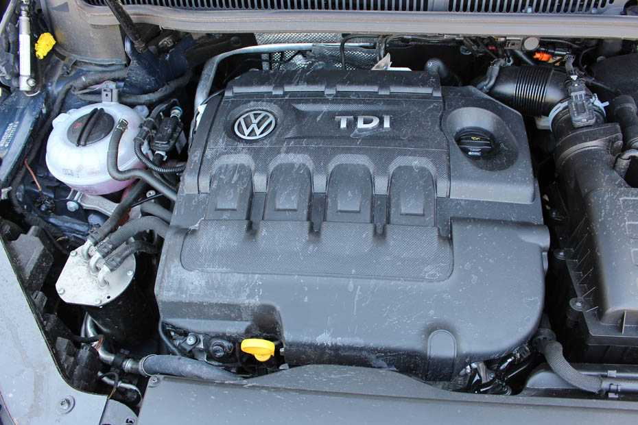 VW EA288