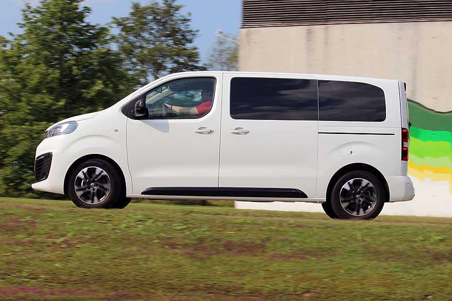 Opel Zafira Life Innovation M