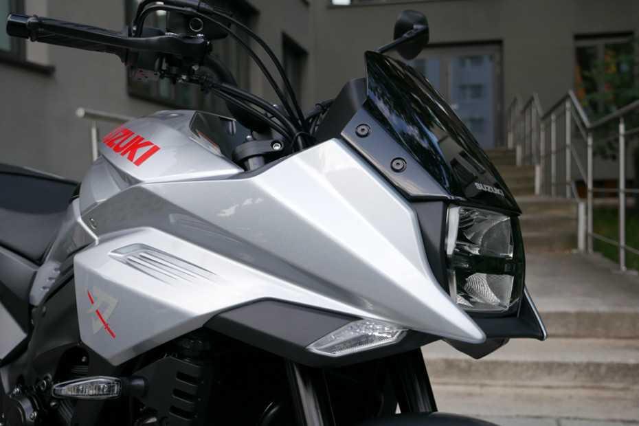 Fahrbericht Suzuki Katana