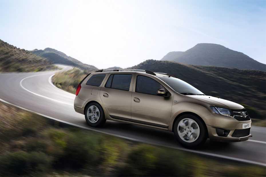 Der neue Dacia Logan MCV wird in Genf vorgestellt.
