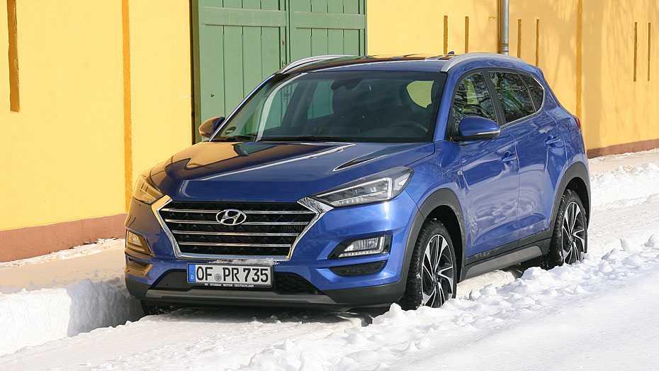Hyundai Tucson 2.0 CRDi 48V HTRAC