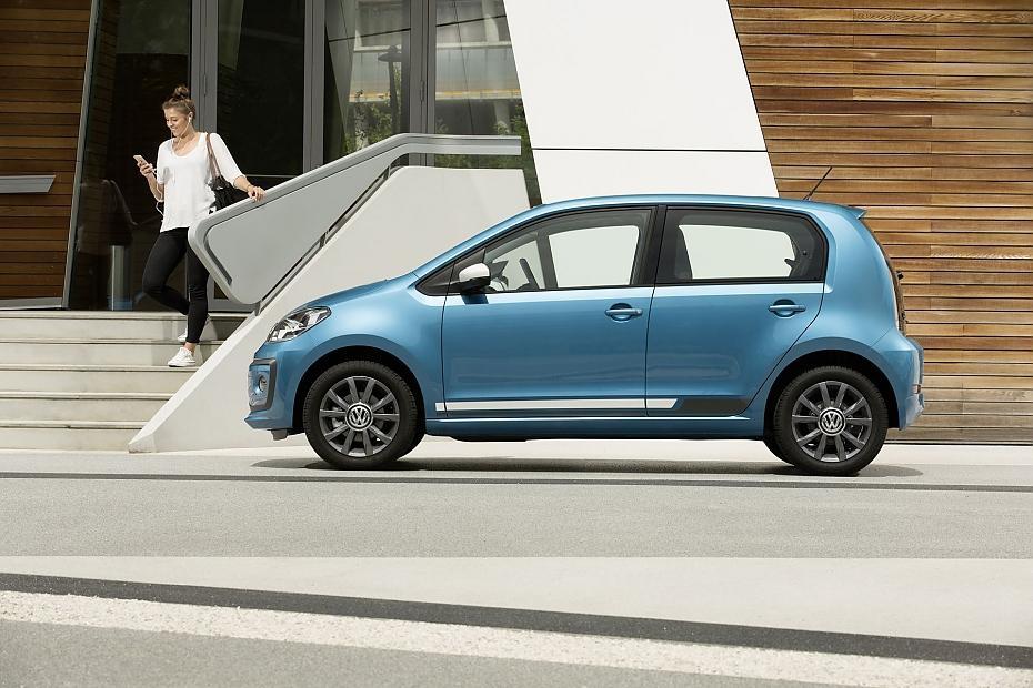 Fahrbericht: VW Up 1.0 TSI