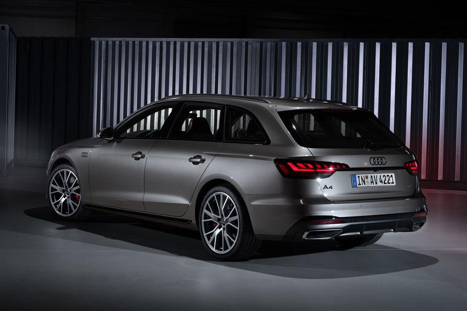 Vorstellung: Audi A4 Jahrgang 2019