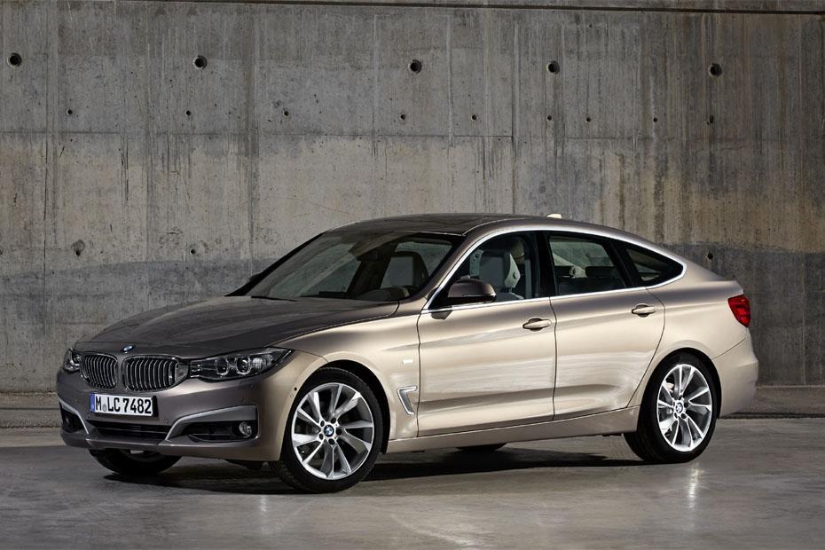 Der BMW 3er GT misst 4,82 Meter in der Länge.