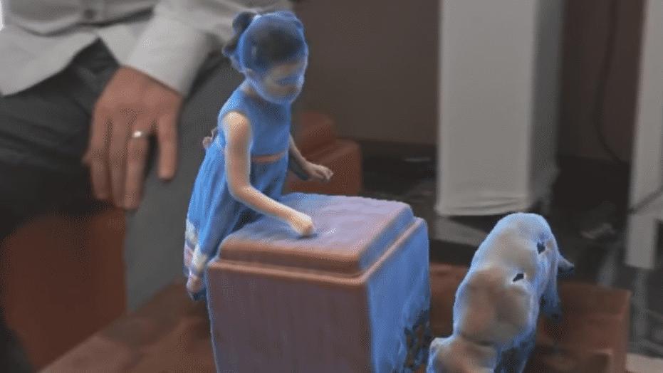 """Holoportation"": Microsoft zeigt 3D-Videochats mit der Hololens"