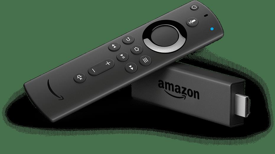 Amazon Fire TV Stick nun mit neuer Alexa-Sprachfernbedienung