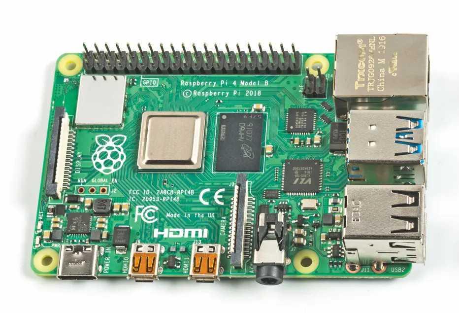 Linux 5.6 verbessert die Unterstützung für den Raspberry Pi 4.