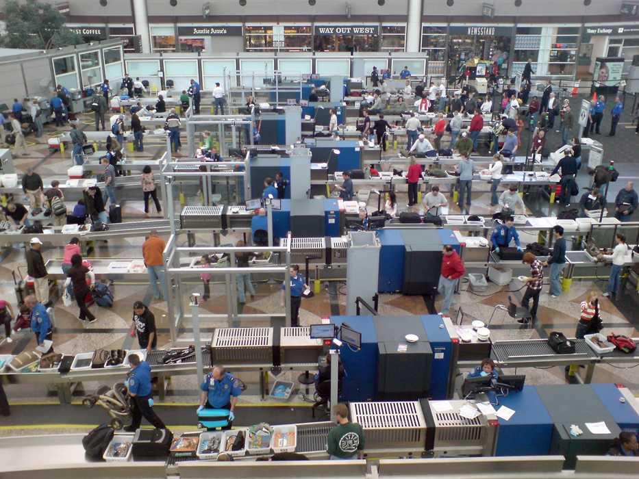 Wer auf einer US-Antiterrorliste steht, merkt dies unter Umständen erst am Flughafen.