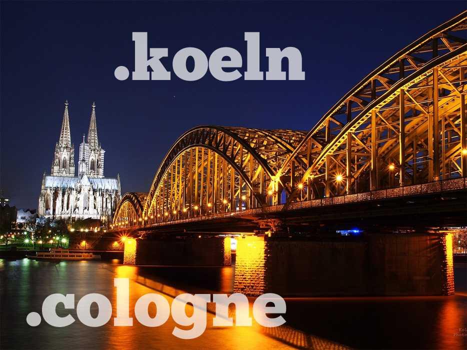 Kölns neue Top Level Domais