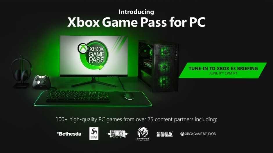 Spiele-Abo: Xbox Game Pass kommt auf den PC