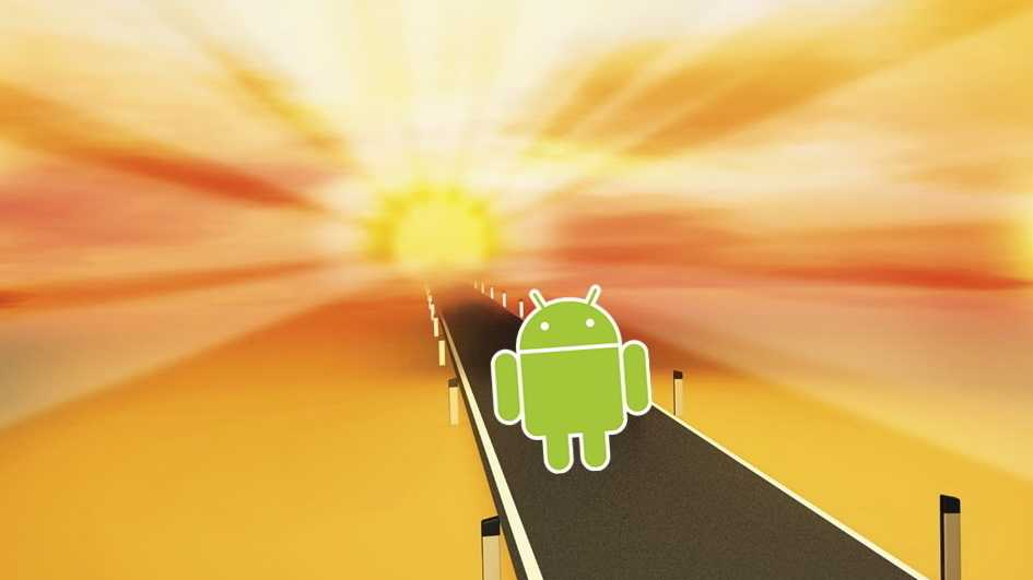 Embarcardero hinkt bei der Android-API hinterher