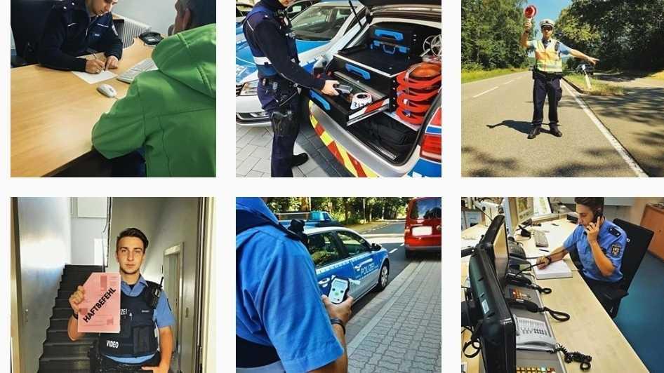 Pilotprojekt in Rheinland-Pfalz: Instagram-Polizisten sind zufrieden