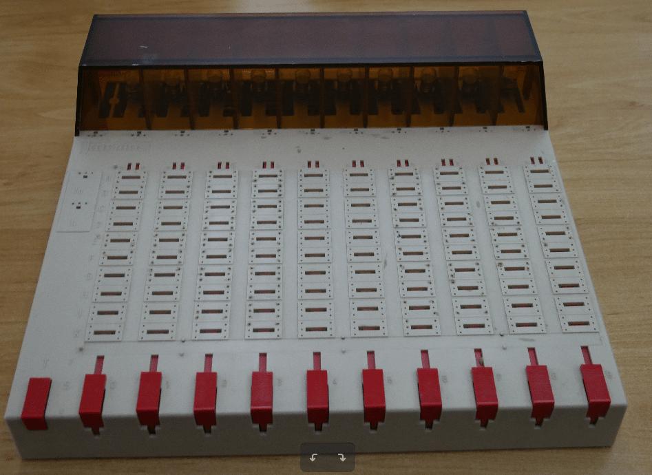 Frage 5: Noch ein berühmter Computer deutscher Bauart, dieser von der ehrwüdigen Firma Kosmos. Welche Firma startete mit diesem Rechner?