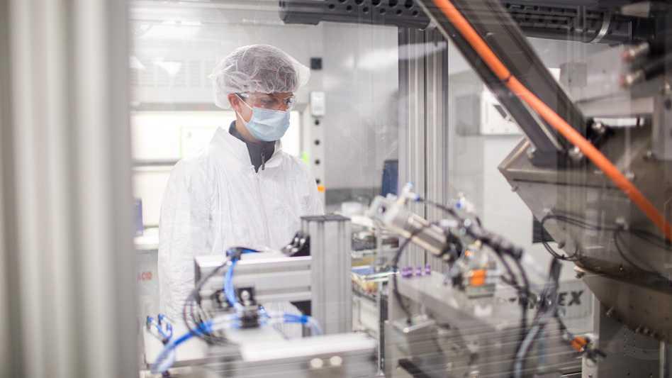 Forscher entwickelt Fertigungstechnik für Lithium-Ionen-Akkus