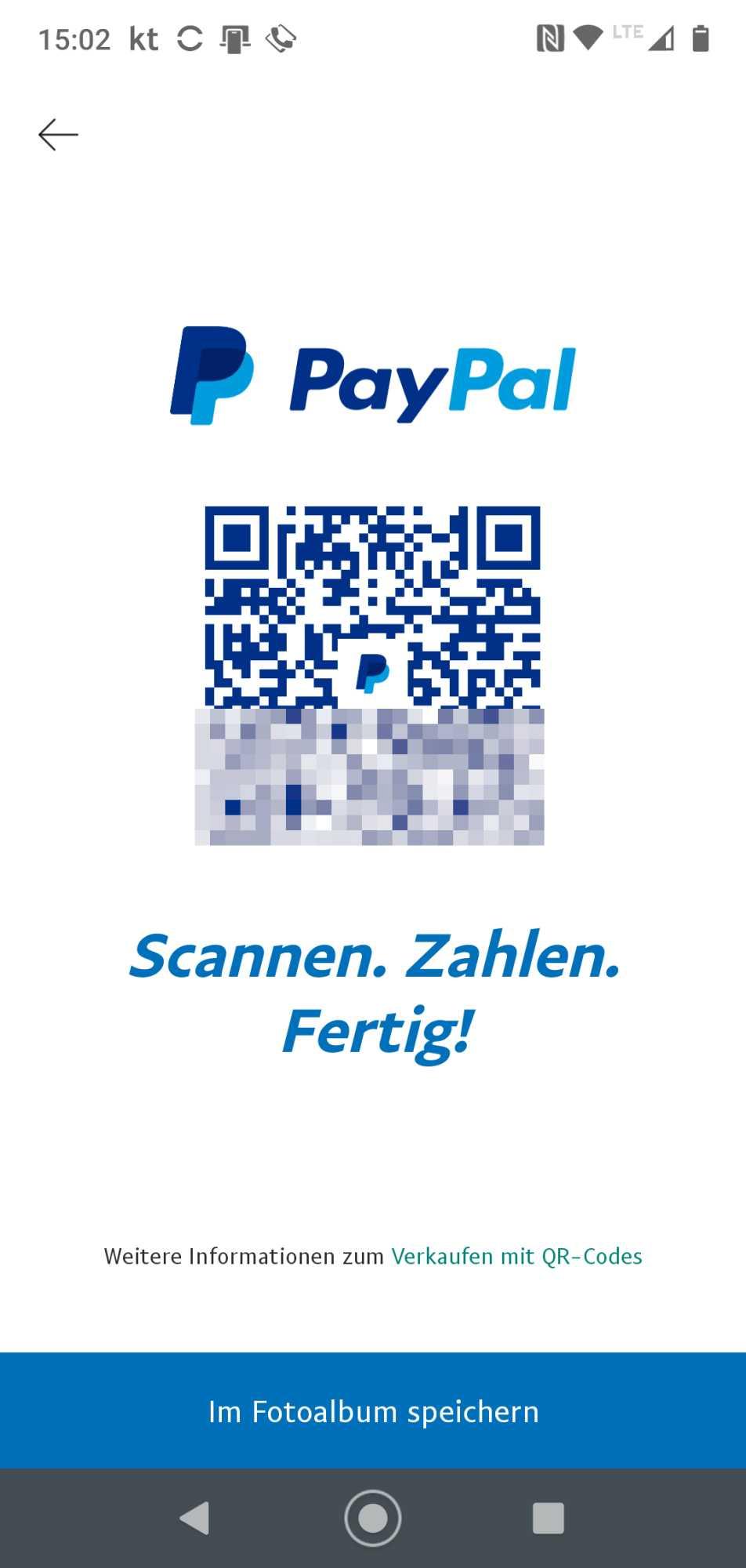 PayPal bietet Händlern jetzt auch QR-Codes als Hilfe beim Bezahlen an. Zielgruppe sind insbesondere kleine Ladengeschäfte und Lieferdienste.