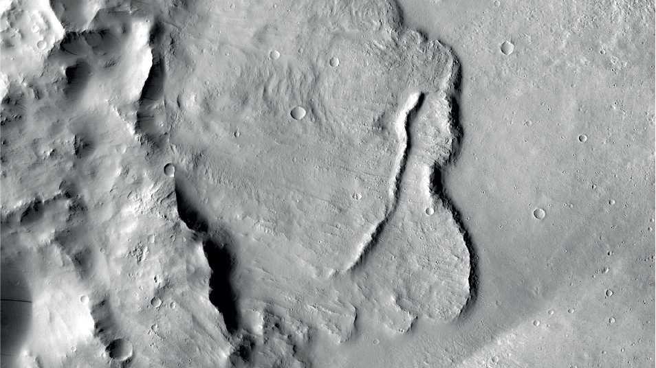 Mars: Spuren eines einstigen, planetenumspannenden Systems von Grundwasser