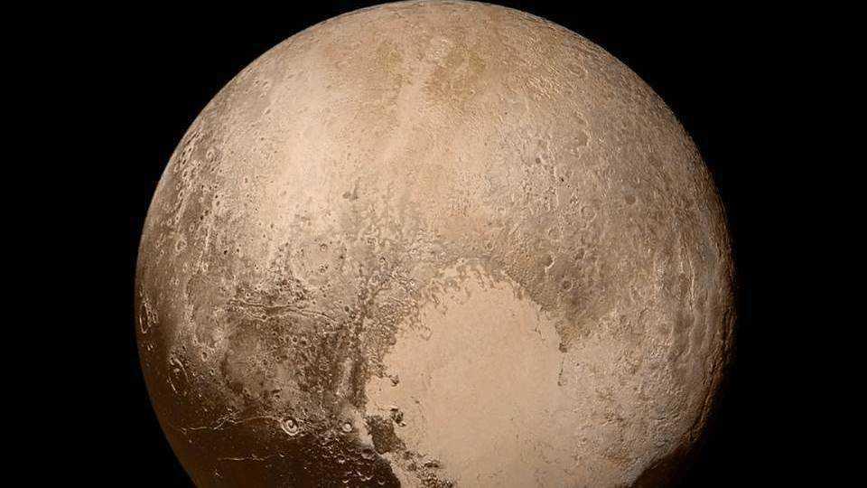 NASA-Sonde New Horizons: Kryovulkane auf dem Pluto