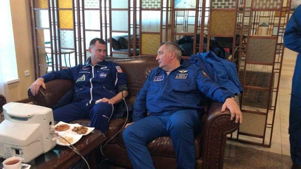 Nach gescheitertem Sojus-Start: Gerst könnte länger auf ISS bleiben
