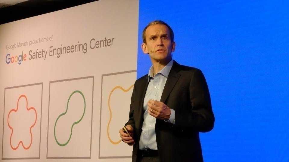 Google eröffnet Datenschutz-Zentrum in München