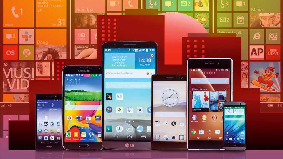 Marktforscher: Windows Phone als dritte Kraft etabliert