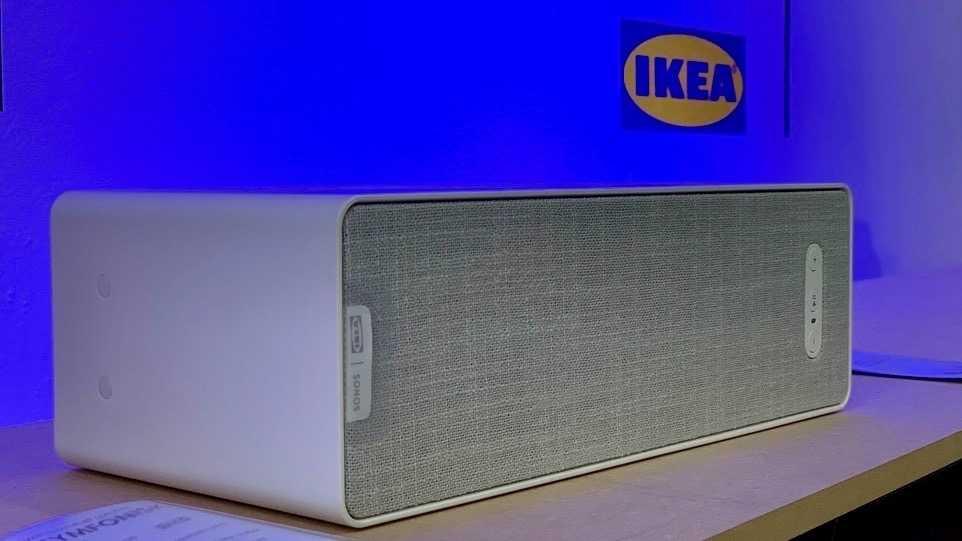 Ikeas Sonos-Lautsprecher Symfonisk im Kurztest