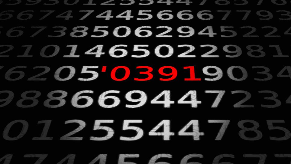 Zahlen, bitte! '0391 Sekunden für die wissenschaftliche Objektivität
