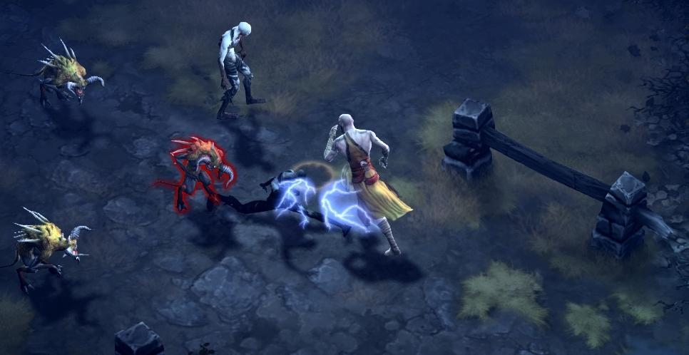 Monsterkämpfe in frischer Gestaltung: Diablo III