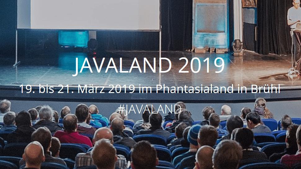 Auftakt für JavaLand 2019: Call for Papers gestartet