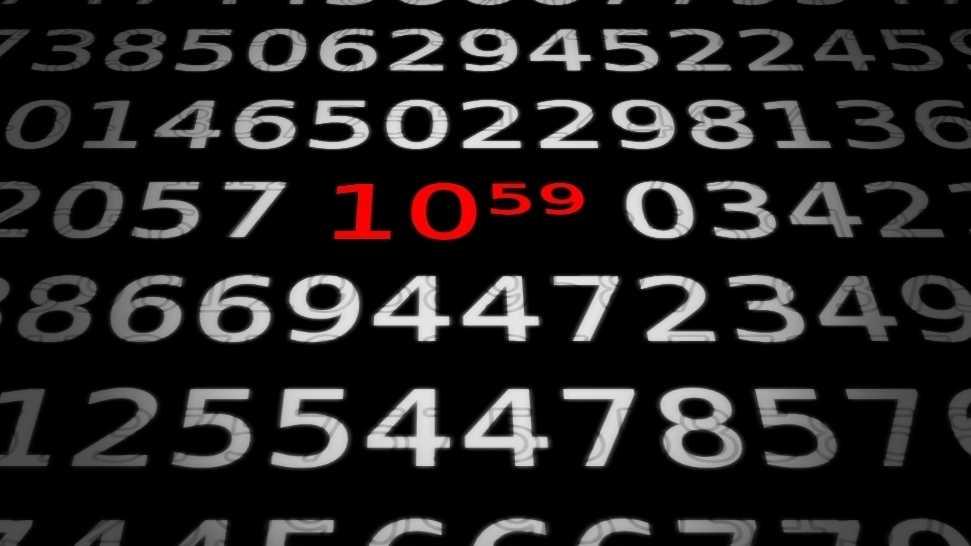 Zahlen, bitte: Von Zahlen, Sandzahlen und Zeichen