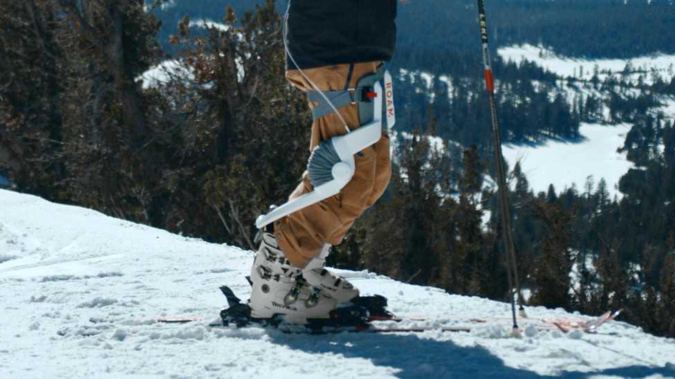Skiassistent von Roam Robotics