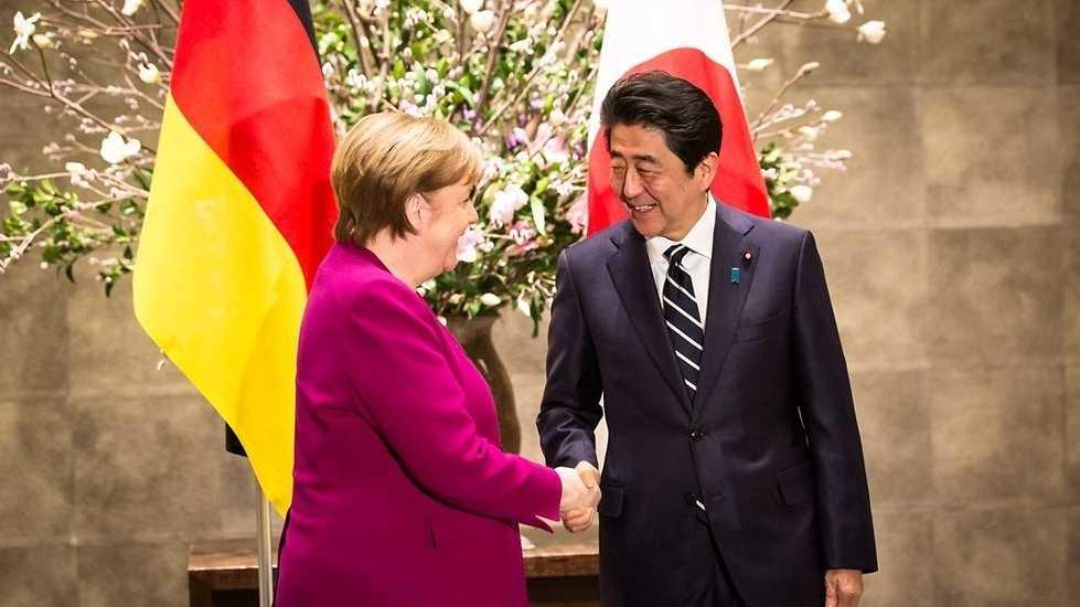 Merkel warnt vor Risiken durch Künstliche Intelligenz