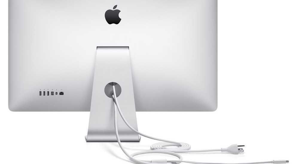 Ein iMac