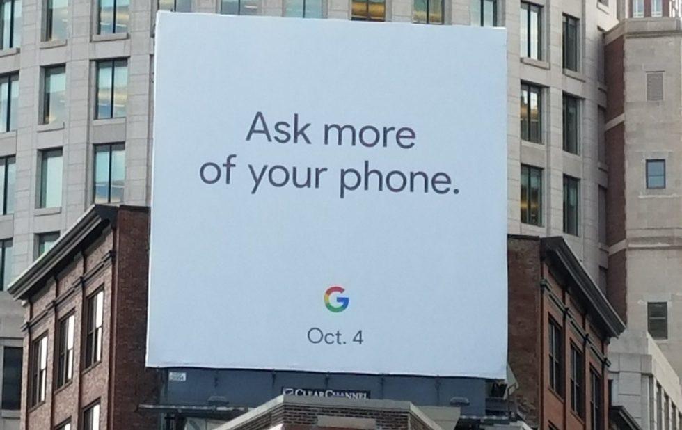 Dieses Poster soll in Boston zu sehen sein.