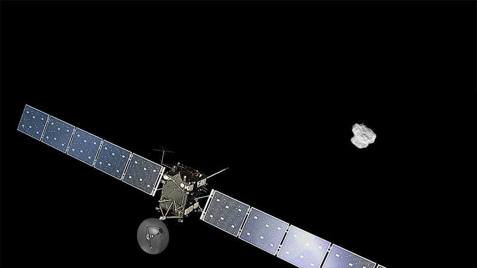 ESA: Rosetta