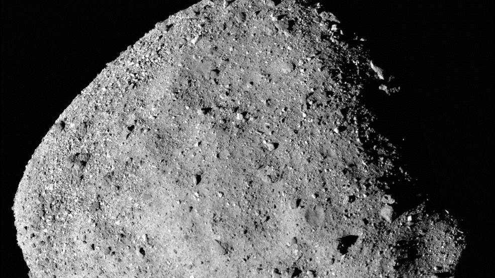 NASA-Sonde Osiris-Rex: Schon erste Spuren von Wasser auf Asteroid Bennu