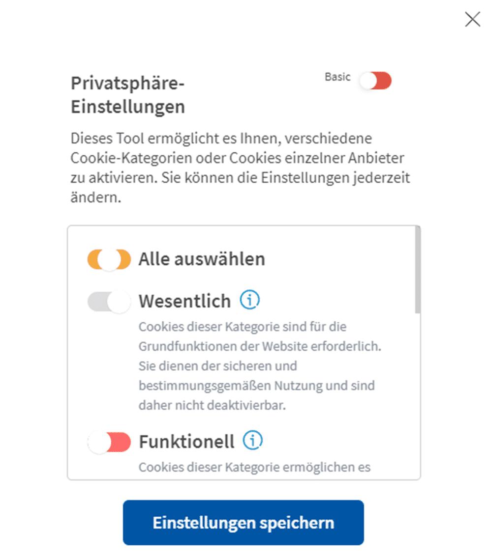 Inzwischen Standard: Viele Websites (hier heise.de) holen sich die aktive Einwilligung ihrer Besucher ab, bevor sie Analyse-Cookies setzen.