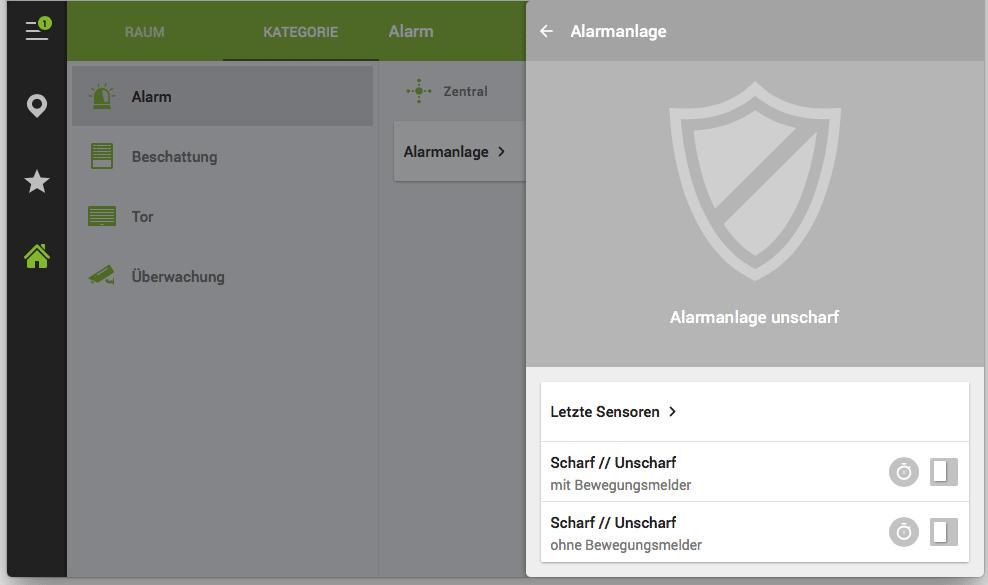 Mit dem Standard-Passwort gesicherte Loxone-Anlagen, die über das Internet aufgespürt wurden, kontrollierten unter anderem Alarmanlagen und IP-Kameras.