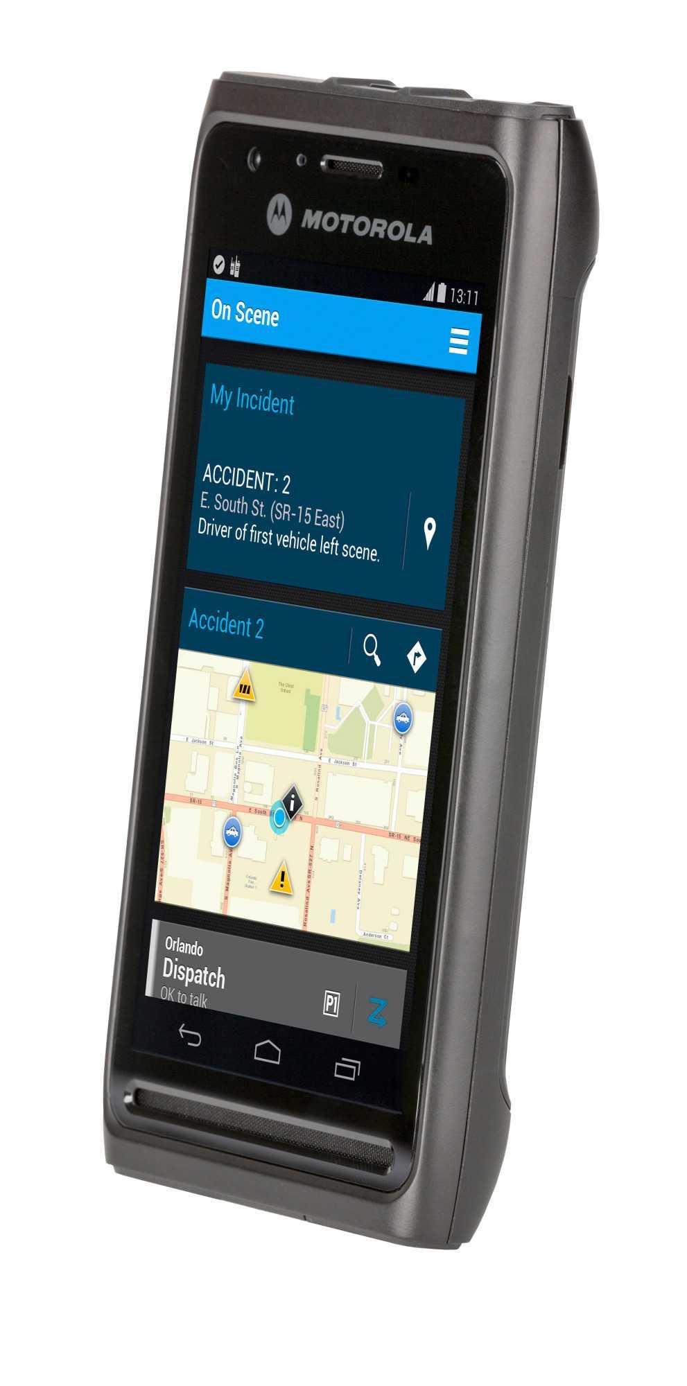 LTE-Smartphone von Motorola