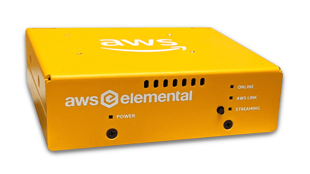 AWS-Video-Box soll Profistreaming mit Amateurkenntnissen liefern