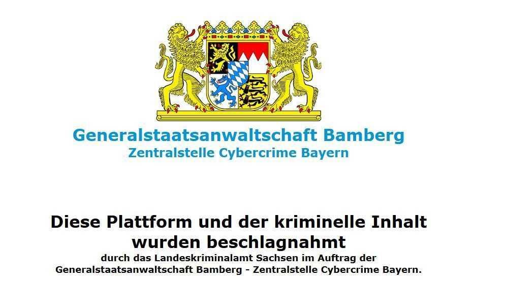 Ermittler nehmen illegales Download-Portal lul.to vom Netz