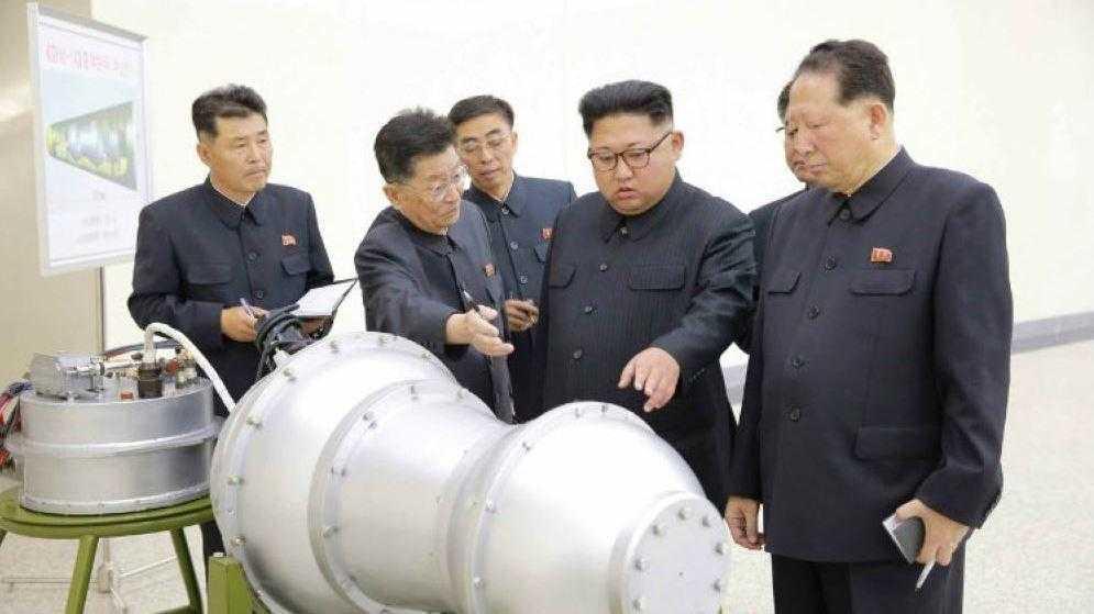 Nordkorea hat angeblich erfolgreichen Atomwaffentest durchgeführt
