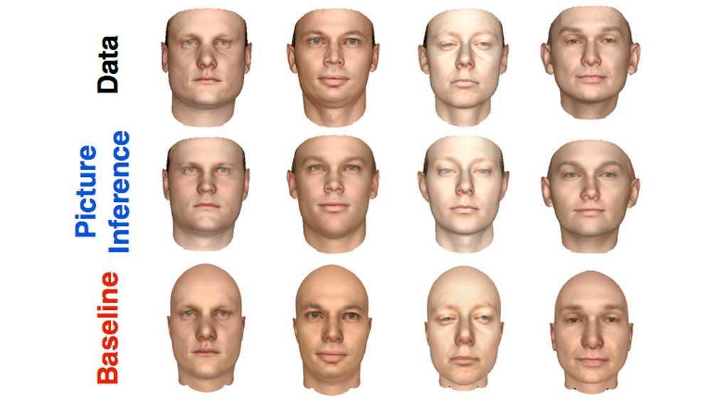 """Sprache """"Picture"""": 3D-Gesichter mit 50 Zeilen Code"""