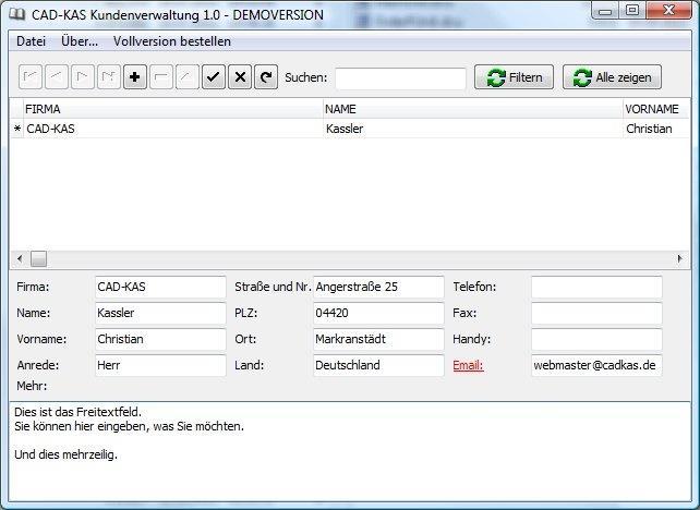 Kundenverwaltung Heise Download