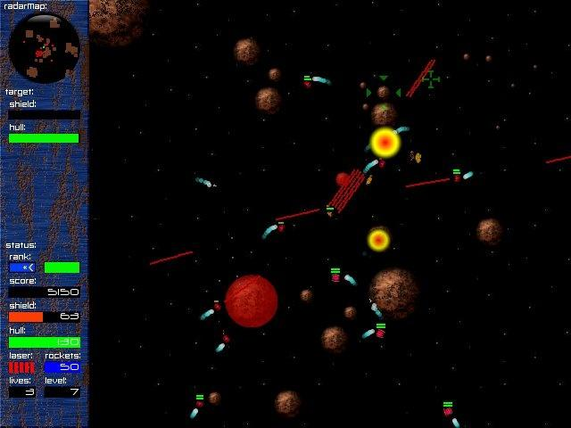 Open Space Shooter Heise Download